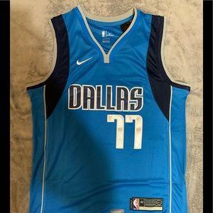 Luka Doncic #77 Dallas Mavericks Jersey